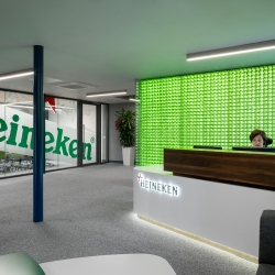 Opening of the Refurbished Heineken Main Office