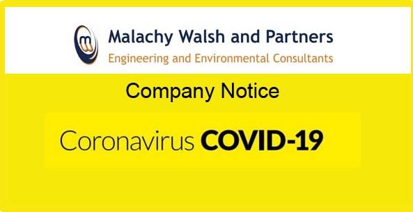 Corvid notice